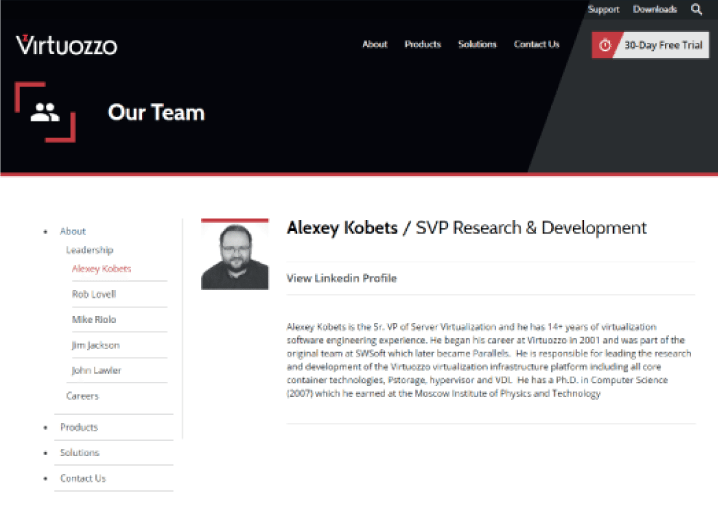 virtuozzo_our_team