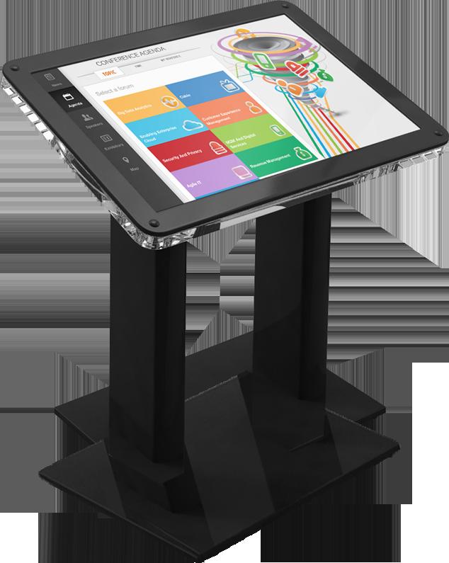 tablet-left Event & Conference Apps